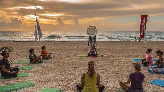 Melody Maker yoga