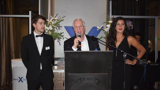 Soirée de luxe Celebrity Cruises à Montréal