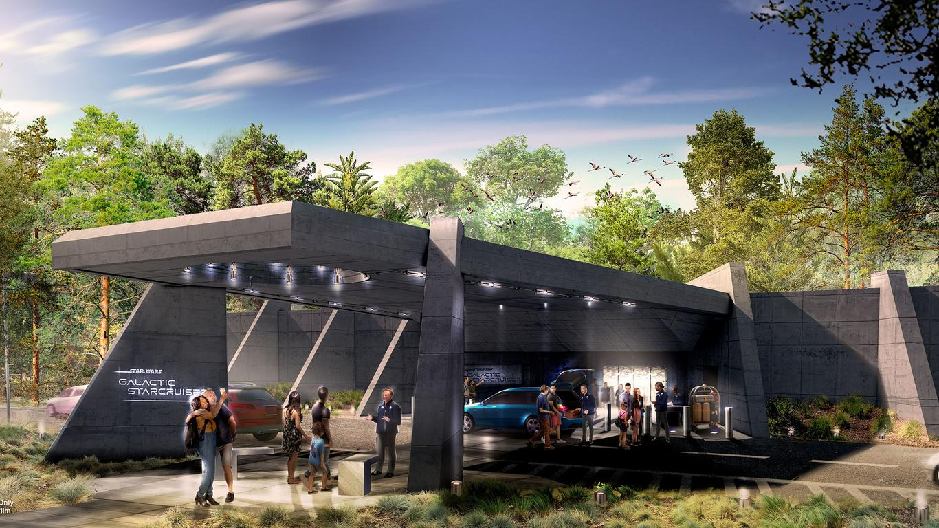 Disney Announces New Star Wars Hotel to Open in 2021