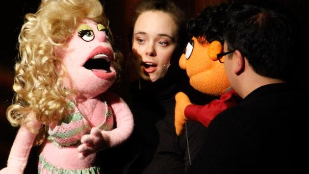 Characters from Avenue Q