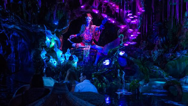 Na'vi River Journey in Pandora - The World of Avatar at Disney's Animal Kingdom