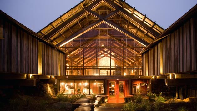 Timber Cove Resort exterior