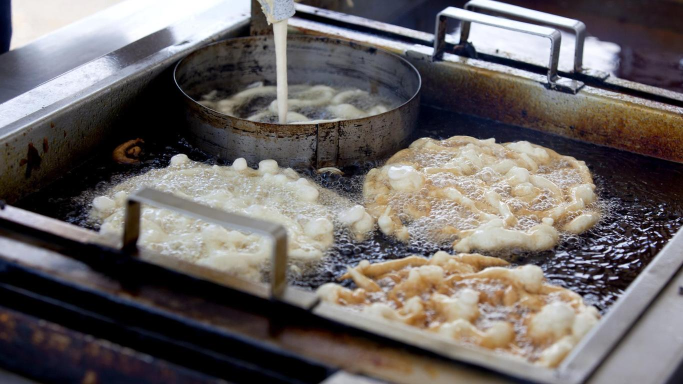 Wacky State Fair Foods You Didn't Know Existed