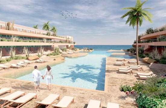 Secrets Baby Beach Aruba