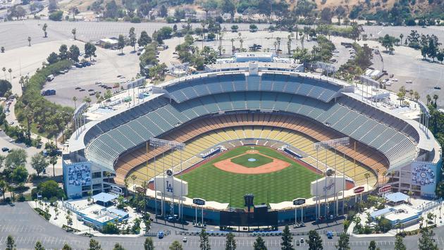 The Dodger Stadium