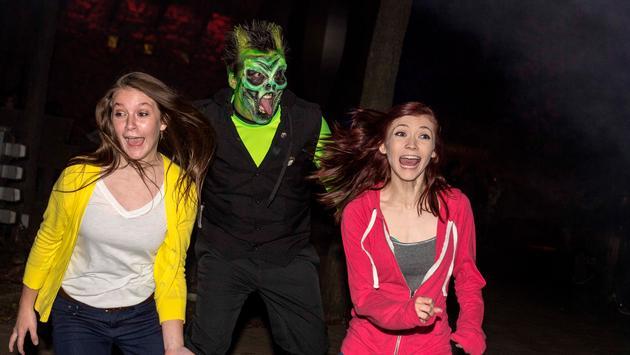 Halloween Haunt at Kings Island