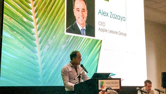 Alex Zozaya, CEO, Apple Leisure Group, Tianguis 2018
