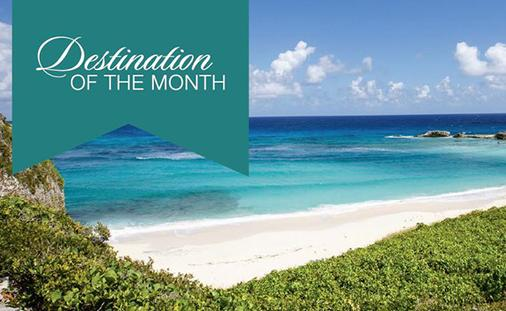 Turks & Caicos is Travel Impressions' Destination of the Month!