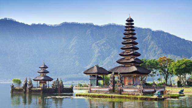Bali Temple, Variety Cruises