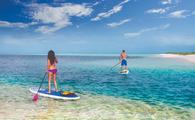 paddleboarding in the florida keys