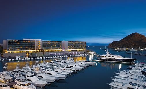 Breathless Cabo, marina