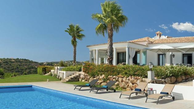 Villa Saranza in Portugal's Algarvev