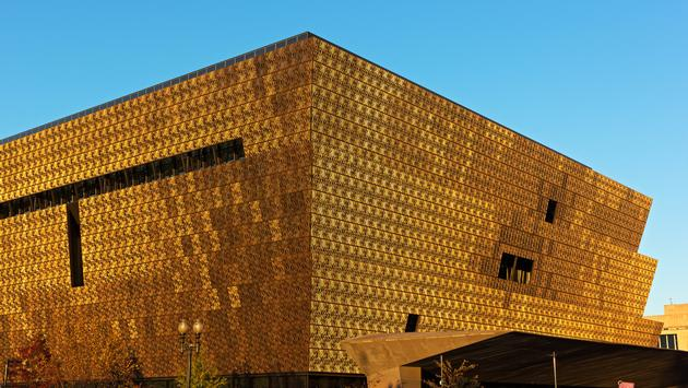 Smithsonian National Museum of African American History and Culture; Washington, DC