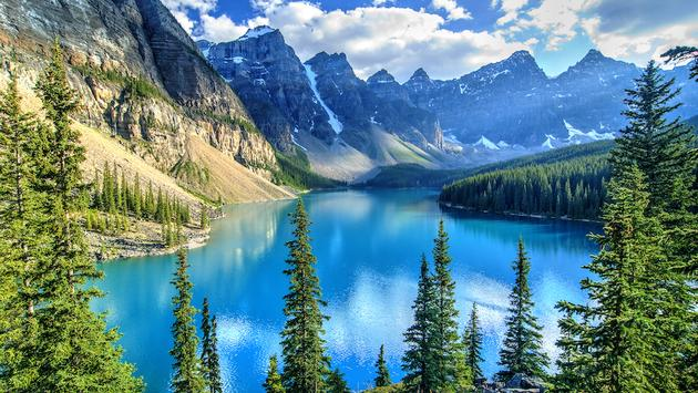 Explore the Canadian Rockies with Globus.