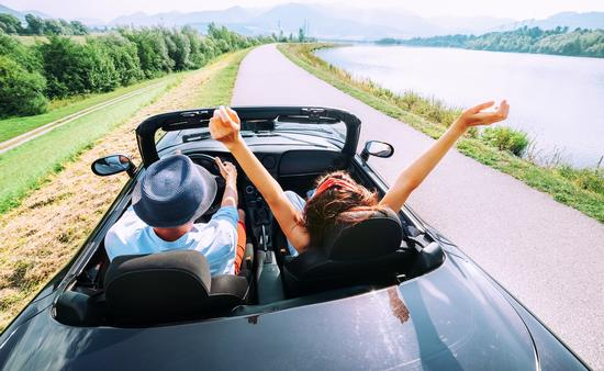 car, rental, drive