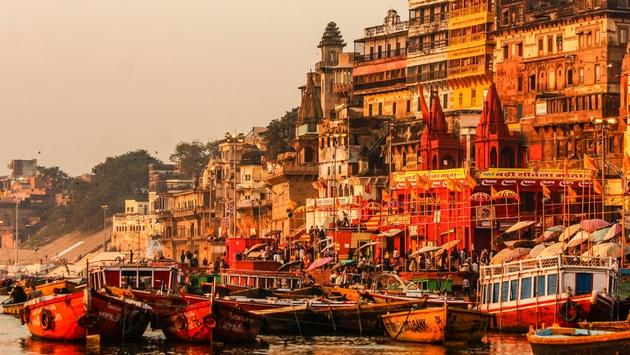 Ganges River, India