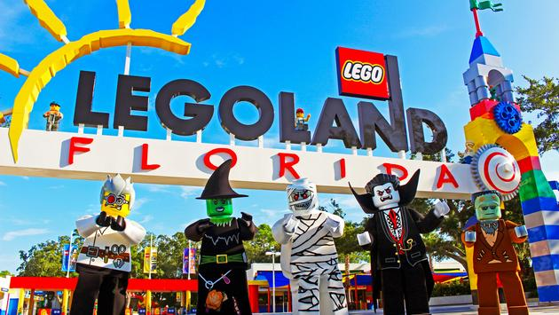 Brick or Treat at Legoland