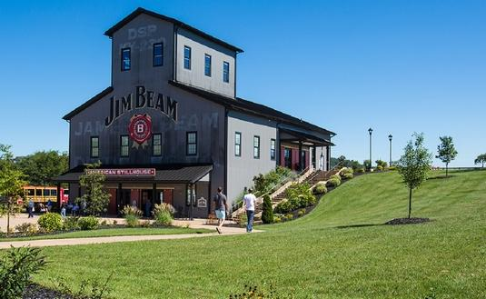 Jim Beam Distillery, American Queen Steamboat Company, Bourbon
