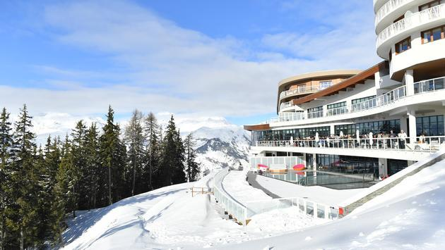 Club Med Opens Newest Alpine Resort In The French Alps