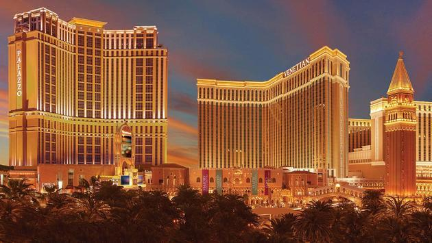 The Venetian's $450K Package Includes a Private Jet and Diamonds