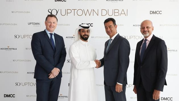 AccorHotels Announces SO/ Uptown Dubai