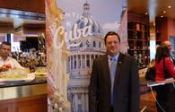 Lessner Gomez of the Cuba Tourism Board in Toronto