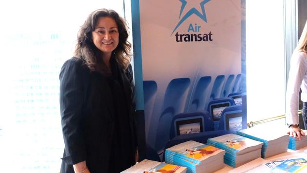 Air Transat at Cuba event in Toronto