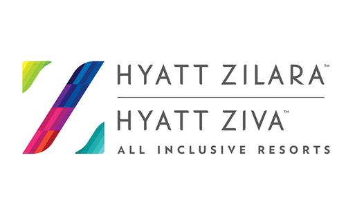 Hyatt Zilara and Hyatt Ziva Logo