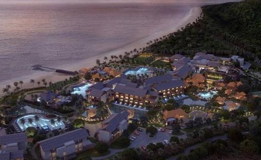 Cabrits Resort & Spa Kempinski in Dominica