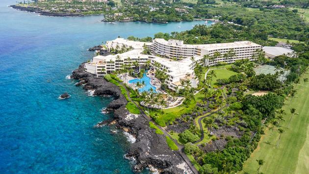 The Outrigger Kona Resort and Spa
