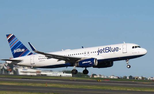 JetBlue Airlplane (Photo via JetBlue)