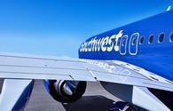 Southwest Airplane (Photo via Southwest)