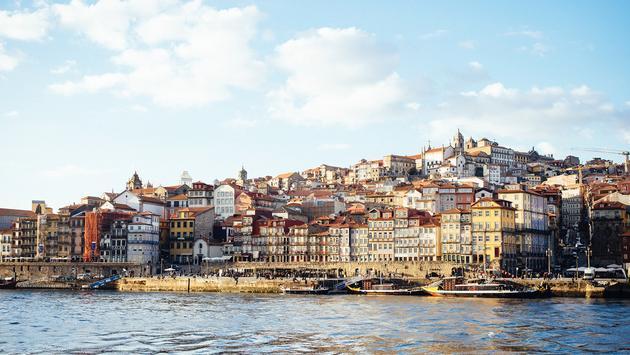 PHOTO: Porto, Portugal (photo via Hans Brunk)