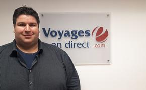 Johan Marjanek, Voyages en Direct