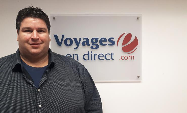 Johan Marjanek, Voyages en Direct