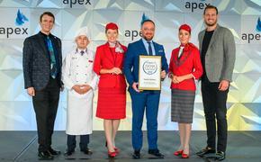 Turkish Airlines remporte les honneurs aux APEX Awards
