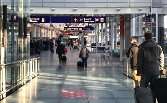 YUL Aéroport international Montréal-Trudeau