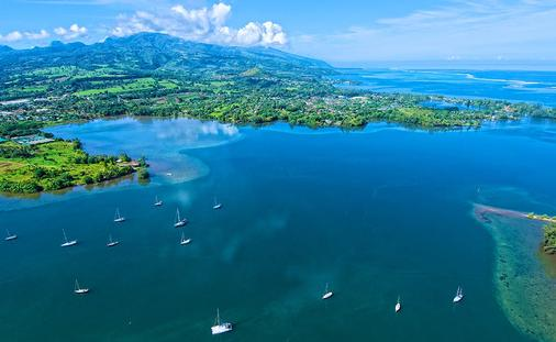 Tahiti and the South Pacific