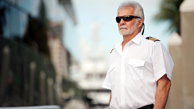 Captain Lee Rosbach of Bravo's 'Below Deck'.