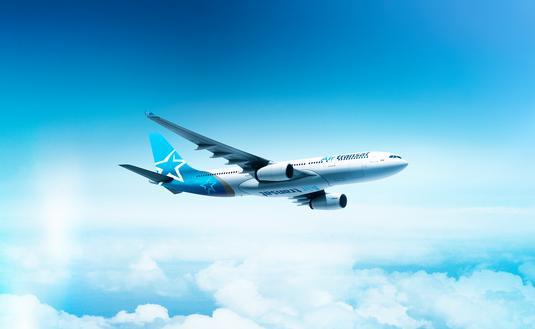 Avion d'Air Transat