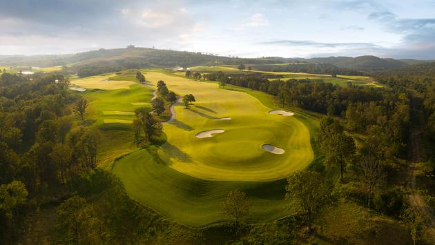 Tiger Woods-designed Payne's Valley