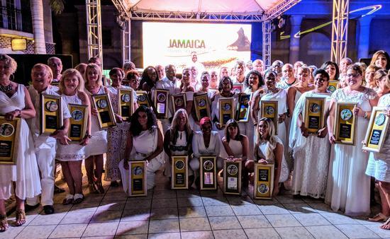Jamaica's 2018 White Affair Event