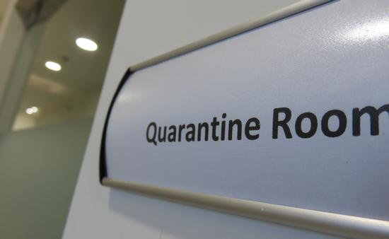 Quarantine room