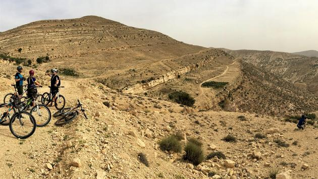 Cycling in Jordan