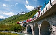 The Glacier Express, railbookers