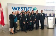 WestJet 787 London launch