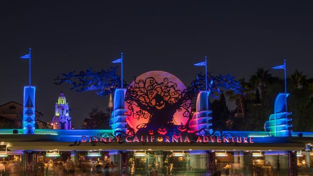Disneyland California Halloween