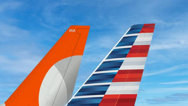 American Airlines and GOL form an exclusive partnership.