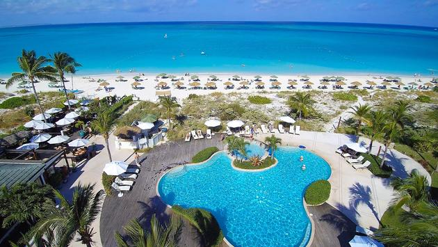 Sands at Grace Bay Resort in Providenciales Turks and Caicos