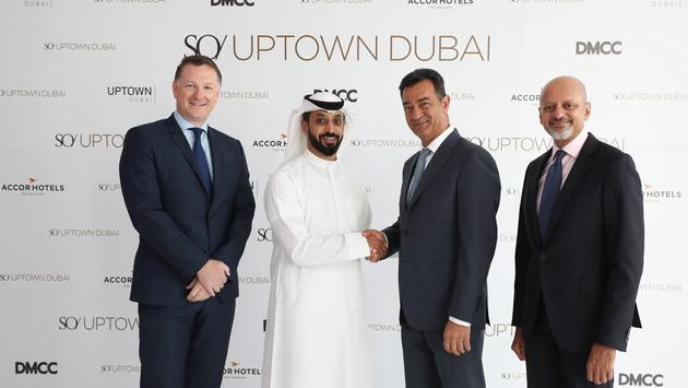 AccorHotels Announces SO/ Uptown Dubai